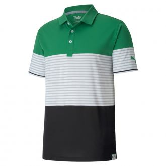 Taylor Golf Polo - Amazon Green