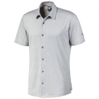Easy Living Golf Shirt - High Rise Heather