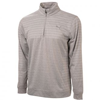 Mapped Golf 1/4 Zip - Quiet Shade