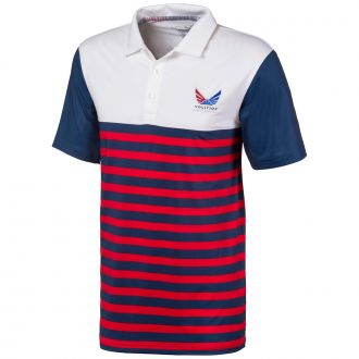 Volition Allegiance Golf Polo - Dark Denim