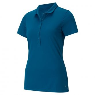 Women's Rotation Golf Polo - Digi Blue