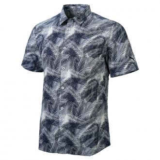 Palms Button Down Golf Shirt