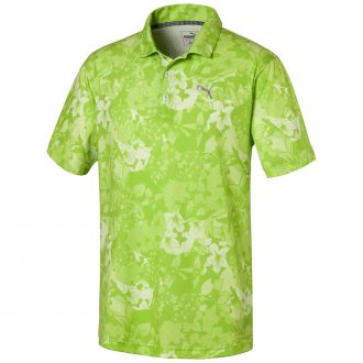 Tournament Golf Polo - Greenery