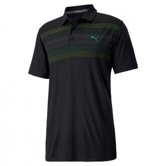 Road Map Golf Polo - Puma Black