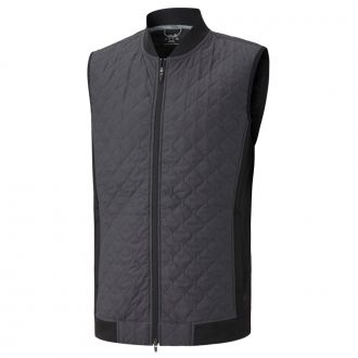 PRIMALOFT Stlth Golf Vest - Puma Black