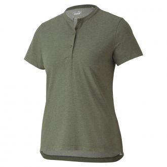 Women's Essence Polo - Thyme