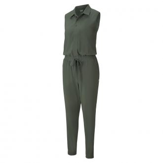 Women's Twilight Jumpsuit - Thyme
