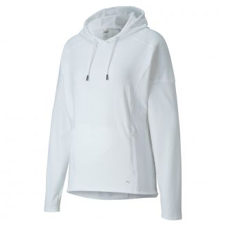 Women's Everyday Golf Hoodie - Bright White