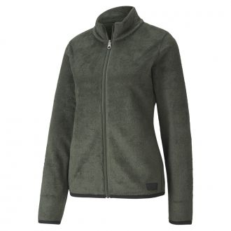 Women's Sherpa Golf Fleece - Thyme