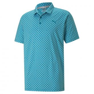 MATTR Roar Polo - Blue Glow