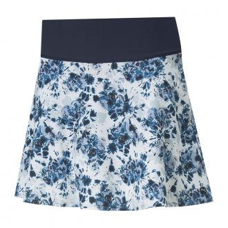 Women's PWRSHAPE Watercolor Floral Golf Skirt