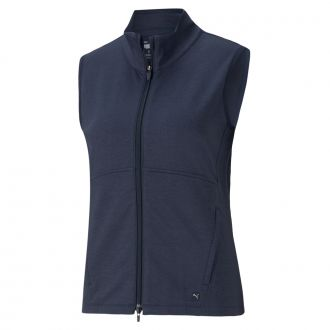 Women's CLOUDSPUN Full Zip Golf Vest