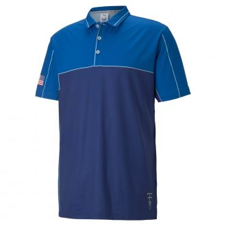 MATTR Volition Mainplane Golf Polo