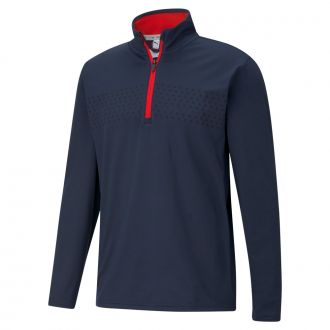 Volition Tried and True 1/4 Zip Golf Jacket