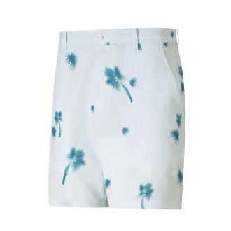 Palmetto Seersucker Golf Shorts