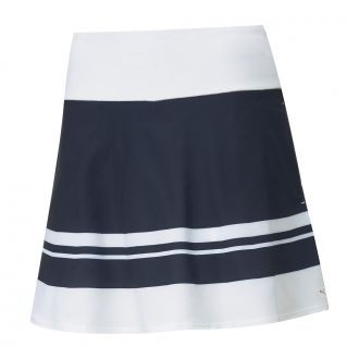 Women's PWRSHAPE Stripe Golf Skirt