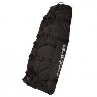 Rolling Club Bag - Black