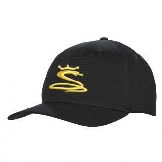 Tour Snake Snapback Cap - Black / Yellow