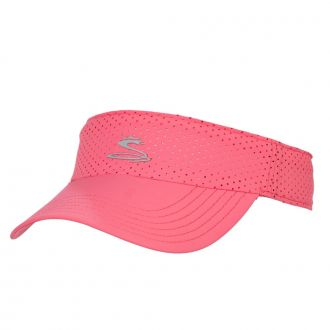 Women's Snake Adjustable Visor - Rapture Rose