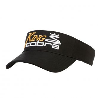 KING COBRA Visor - Black