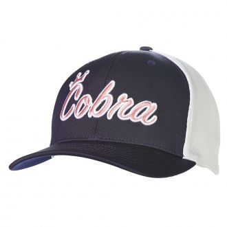 Cobra Crown C Trucker Snapback Cap