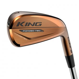 KING Forged TEC Copper Irons - Single Irons