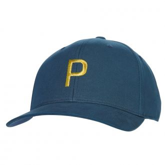 P Snapback Cap - Players