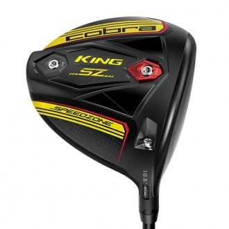 SPEEDZONE Driver - Black / Yellow