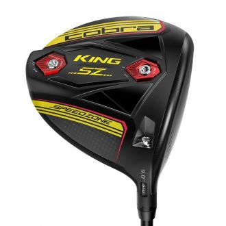 SPEEDZONE Tour Length Driver - Black / Yellow