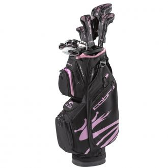 Women's F-MAX Airspeed Complete Set - Black