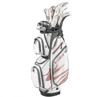 Women's F-MAX Airspeed Complete Set - White