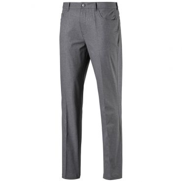 Jackpot 5 Pocket Heather Golf Pants
