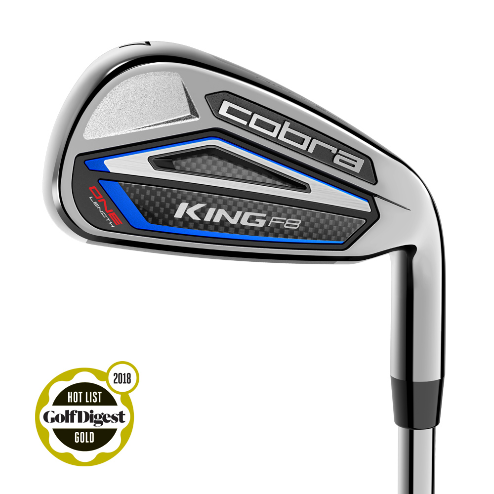 KING F8 ONE Length Irons | Co Golf Golf Iron Designs on wrestling iron, steam iron, curling iron, travel iron,