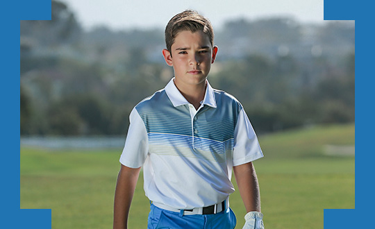 PUMA Golf Youth & Juniors