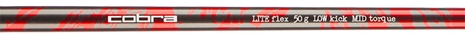 Baffler Hybrid Iron shaft
