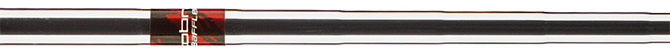 MRC Baffler Iron shaft