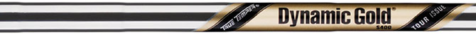 True Temper Dynamic Gold Tour Issue S400 Shaft