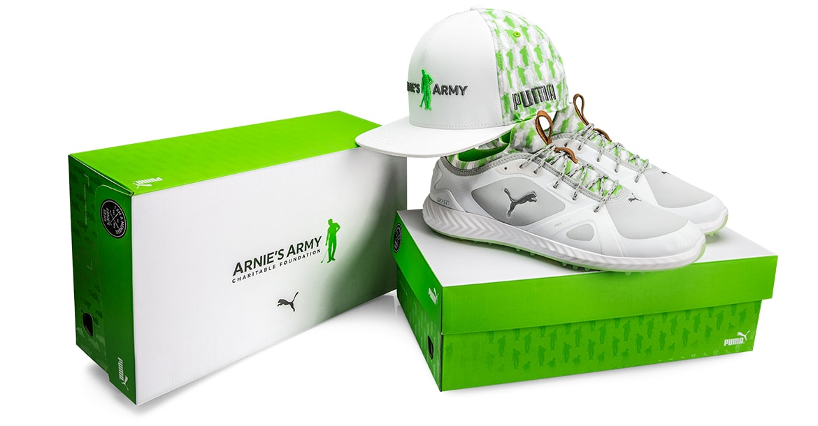 Arnie's Army and PUMA Team Up