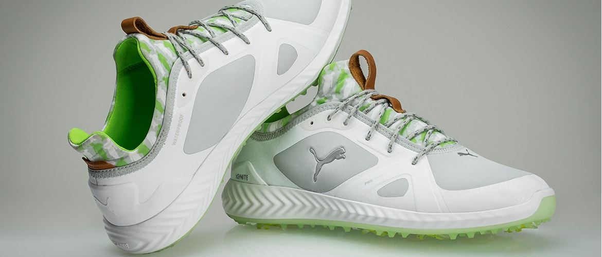 Arnie's Army PUMA Golf Shoes