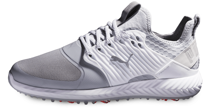PUMA Caged Golf Shoe Hero