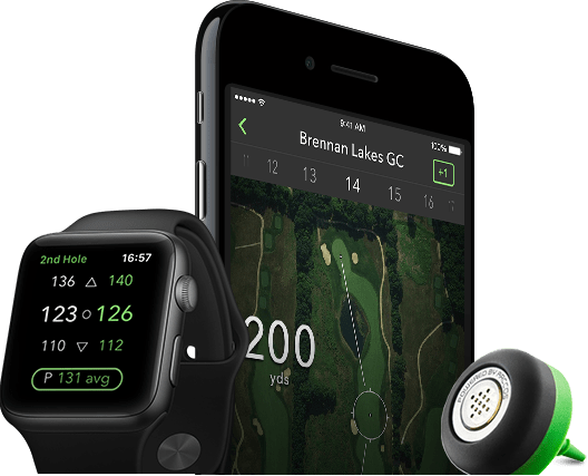 COBRA CONNECT Arccos Caddie Sensor Redemption