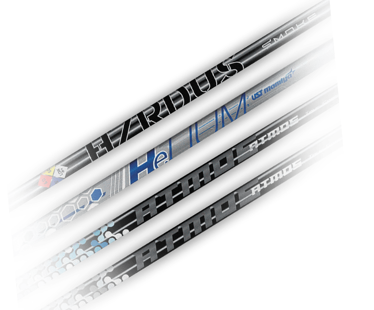 COBRA Custom Shaft Options