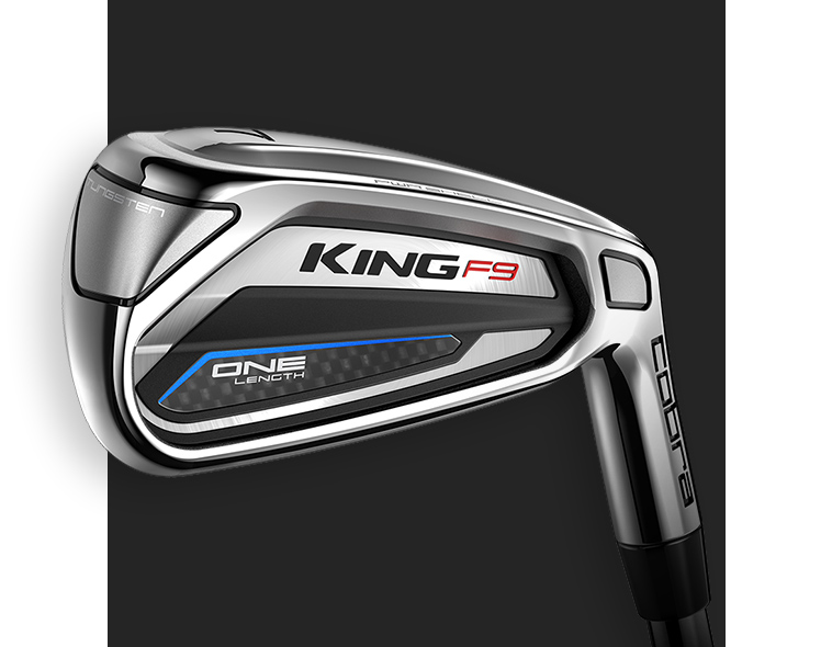 KING F8 ONE LENGTH IRON