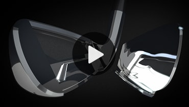 KING F8 Irons Tech Video