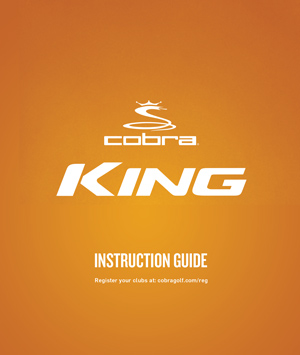 KING F6 Instruction Manual