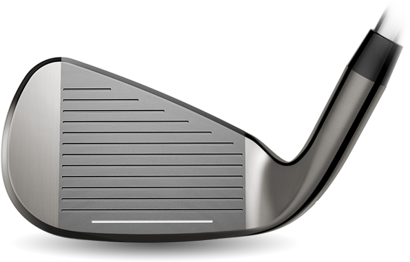 Cobra KING F6 Golf Club Iron Face
