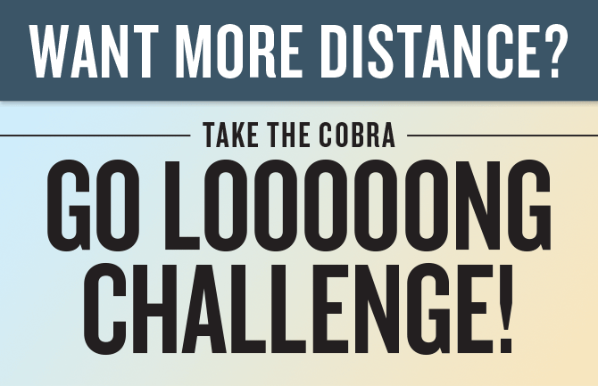 Want more distance? Take the Go Looooong Challenge