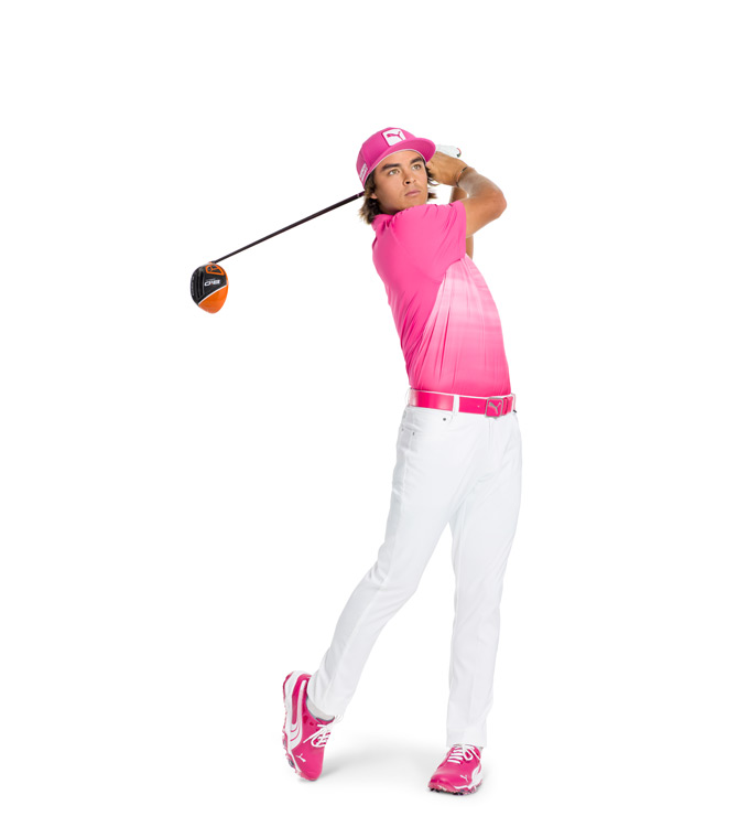 Rickie Fowler Friday