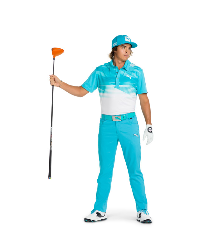 Rickie Fowler Wednesday