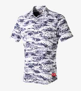 MALBON GOLF SHIRT